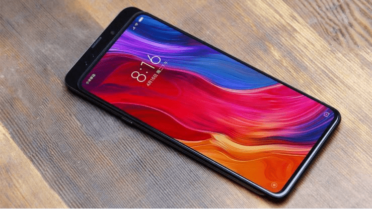Mi Mix 3 5G Feature