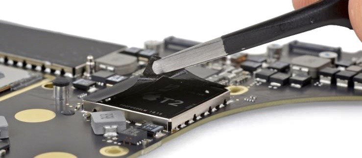 Apple T2 Security Chip Prevents Third Party Repair