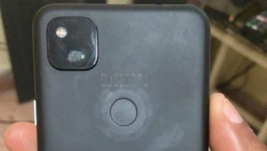 Photo of Google Pixel 4a prototype seen in the wild