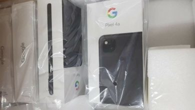 Photo of Pixel 4a Retail Packaging Leaked
