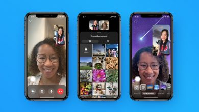 Photo of Facebook updates Messenger Rooms with more features to entice users