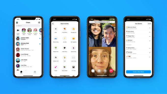 Facebook updates Messenger Rooms with more features to entice users